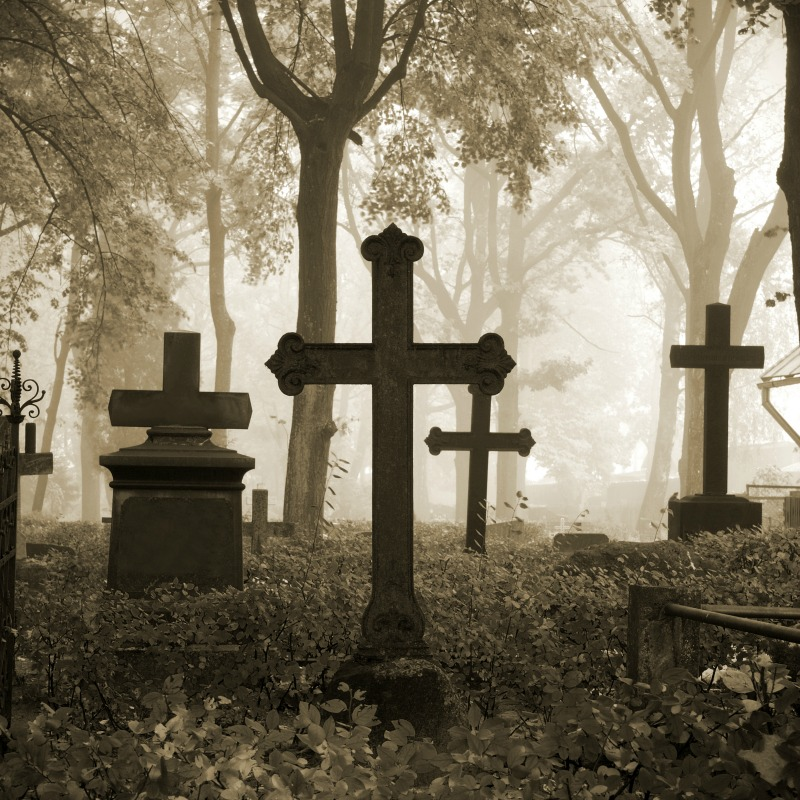 Haunted Cemeteries in the Midwest