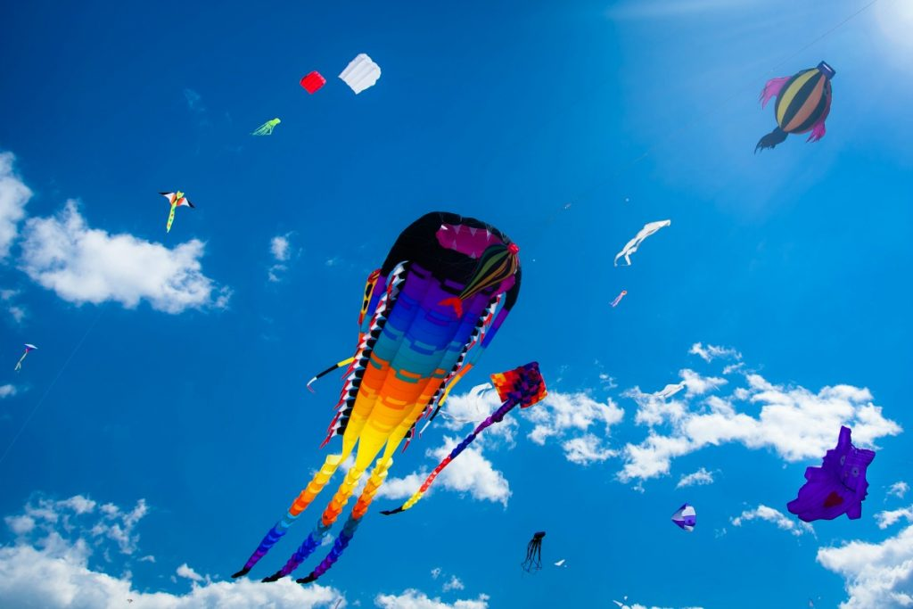 Top International Kite Festivals